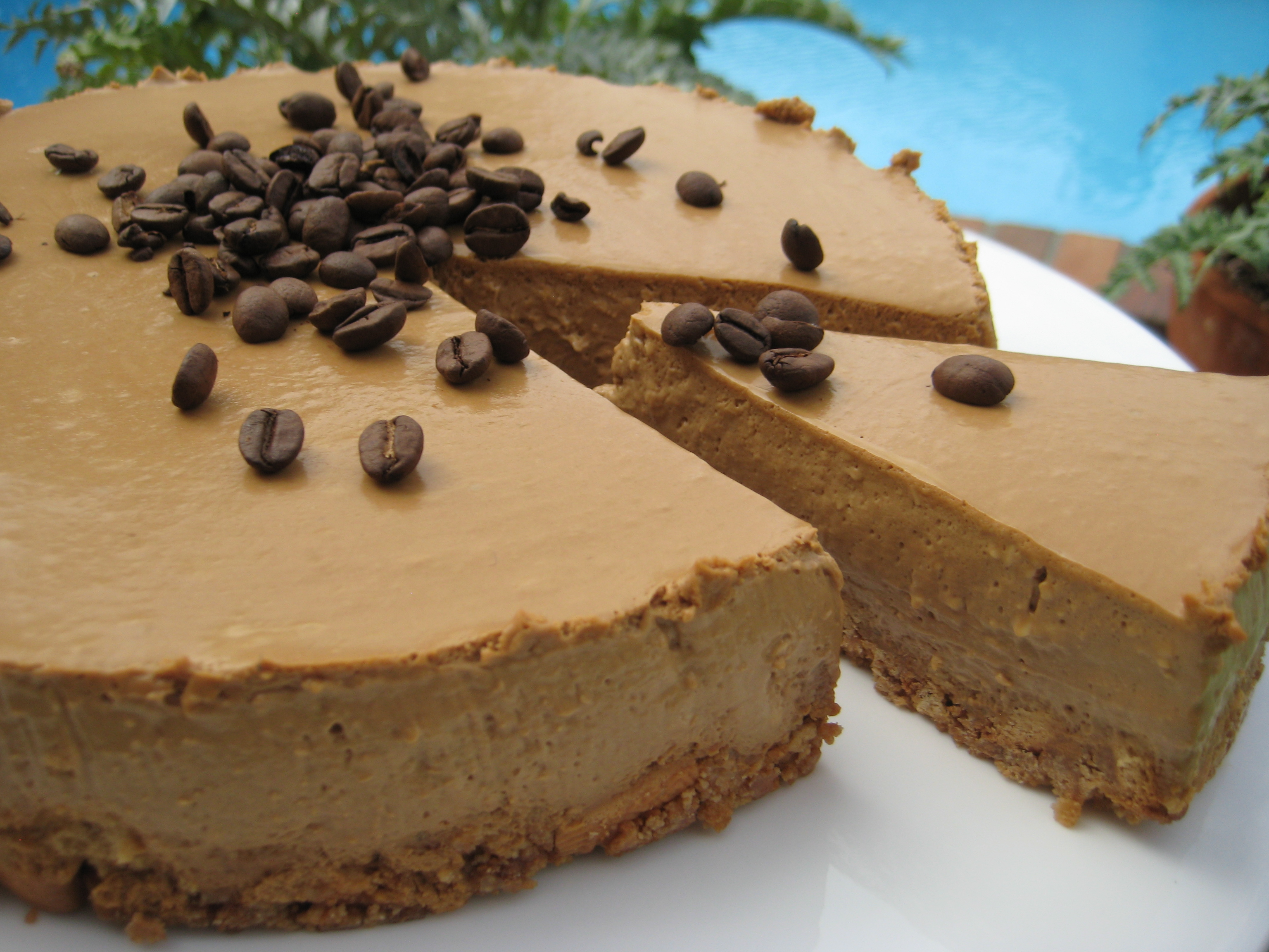 Espresso Cheesecake – Southern Republic